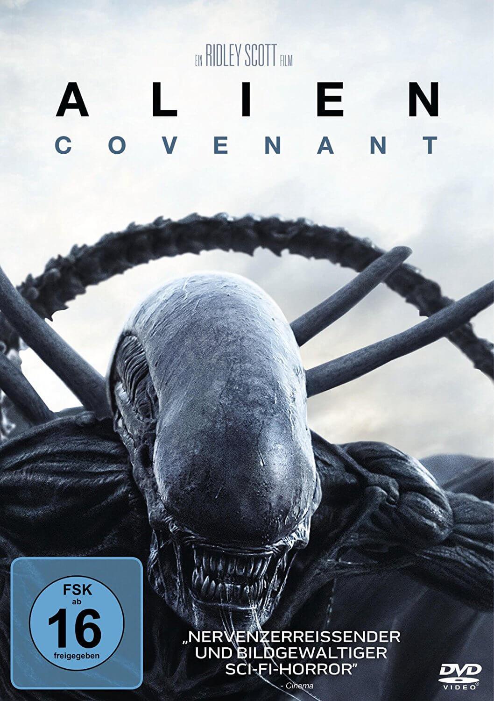 Kinostart alien covenant
