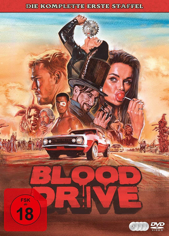 """Grindhouse Serie """"Blood Drive"""" bekommt deutschen Heimkino-Release"""