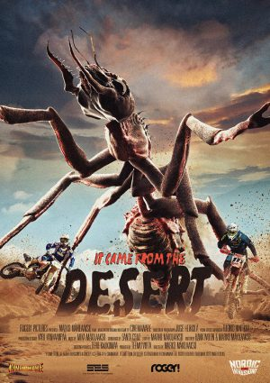 It Came From The Desert (Film)