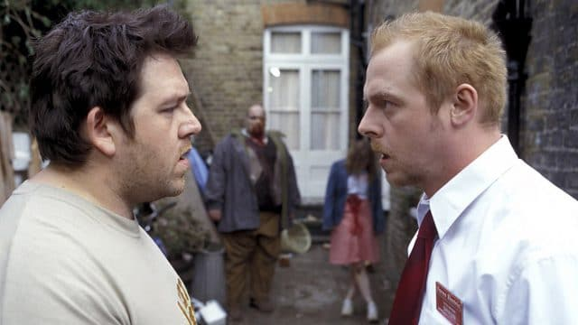 """Shaun of the Dead""-Duo Simon Pegg und Nick Frost drehen neue Horror-Comedy"