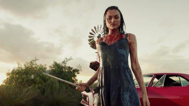 """Blutiger Trailer zu SyFy's abgedrehter Grindhouse Serie """"Blood Drive"""""""