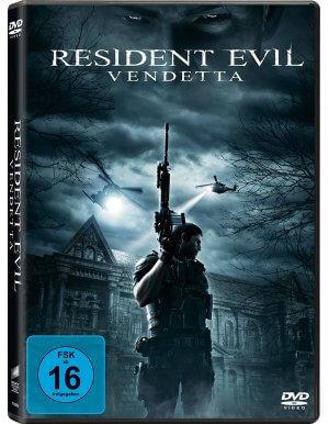 Resident Evil: Vendetta (Film)