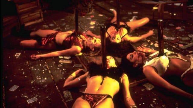 """Robert Rodriguez' Vampir-Splatter """"From Dusk Till Dawn"""" nicht mehr indexiert"""
