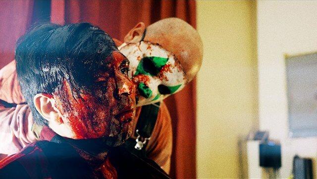 """Ein Killer-Clown sorgt für Angst und Schrecken im """"Shellmont"""" Trailer"""