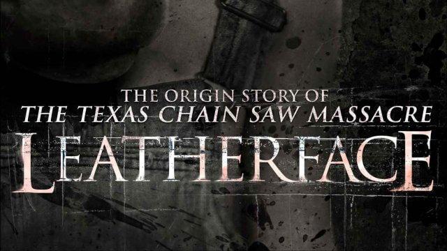 """Neues Teaser Poster und Szenenbilder zu """"Leatherface"""""""
