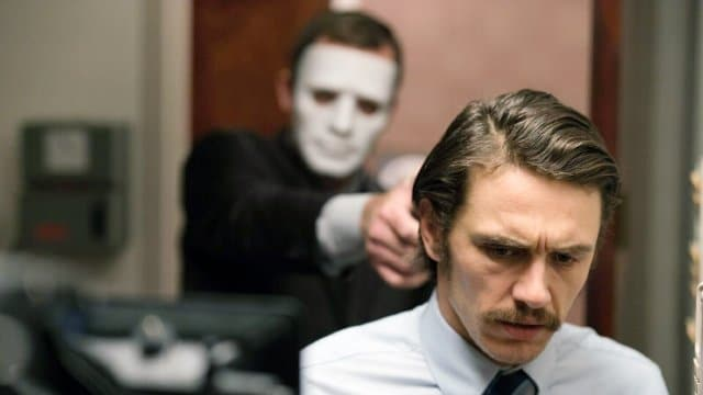 "James Franco im offiziellen Trailer des Bankraub-Horrorfilms ""The Vault"""