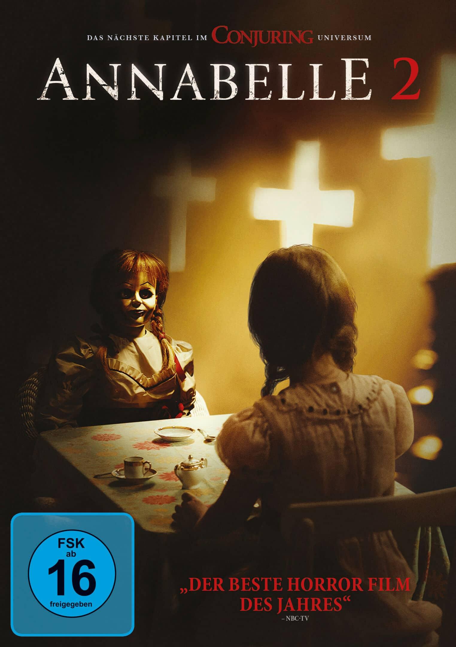 Annabelle 2 Kinostart Deutschland