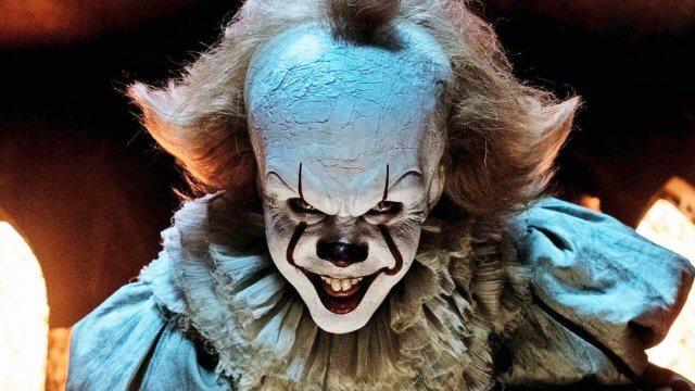 """Pennywise ist zurück, hier sind die ersten Bilder des Clowns aus """"Es: Teil 2"""""""