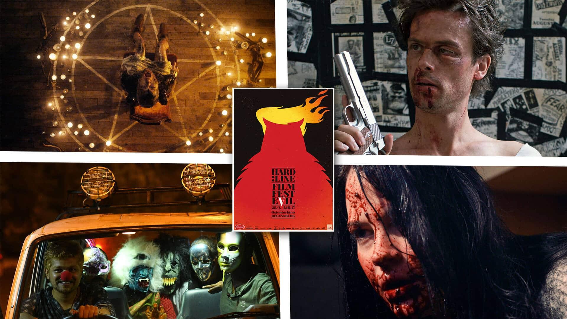 Diese Filme laufen auf dem 5. HARD:LINE Film Festival in Regensburg