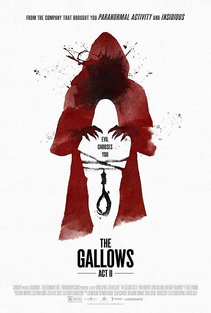 """""""Gallows 2"""": Trailer zeigt die Rückkehr des brutalen Henkers"""