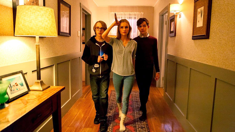 """Red Band Trailer zum unterhaltsamen Home Invasion Thriller """"Better Watch Out"""""""