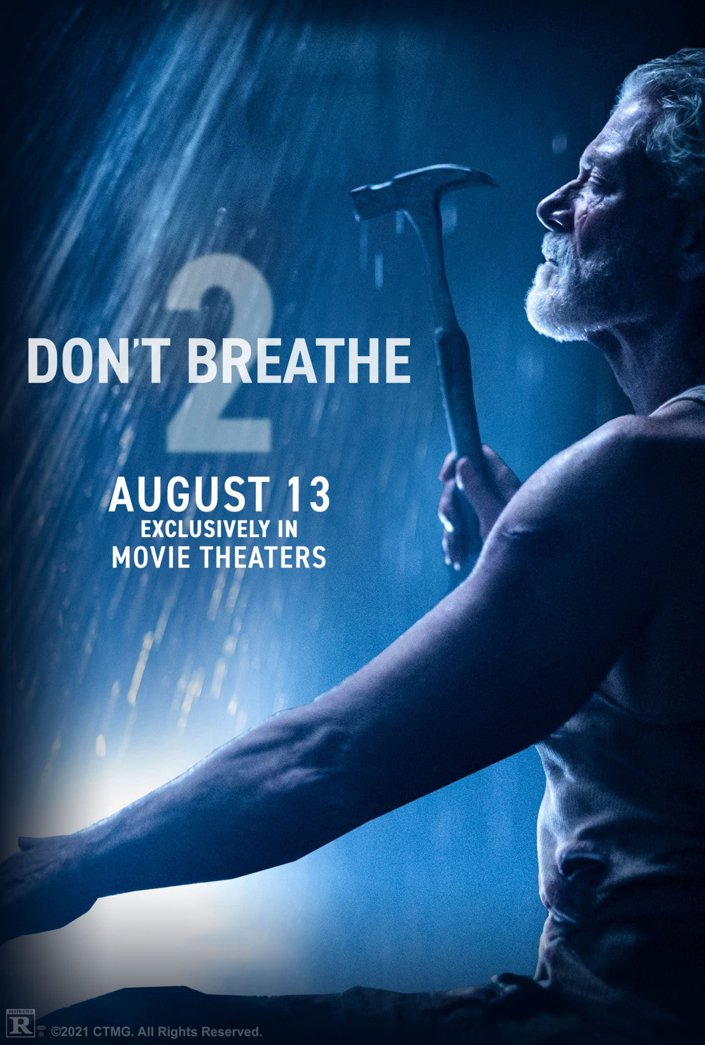 Don't Breathe 2 – Teaser Poster