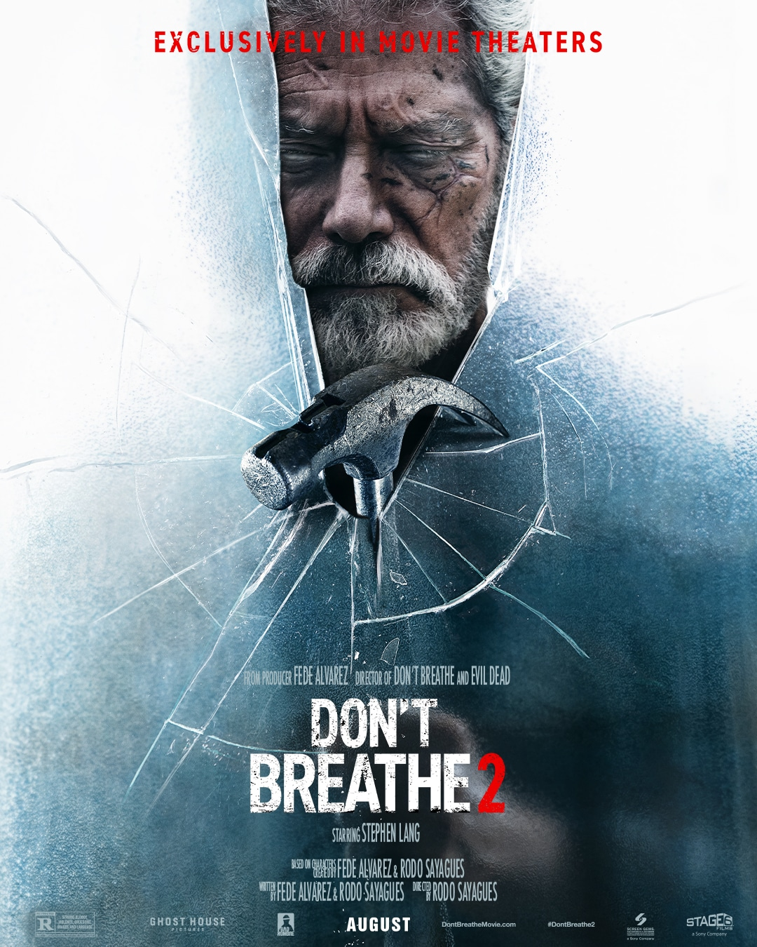 Don't Breathe 2 – Teaser Poster 2