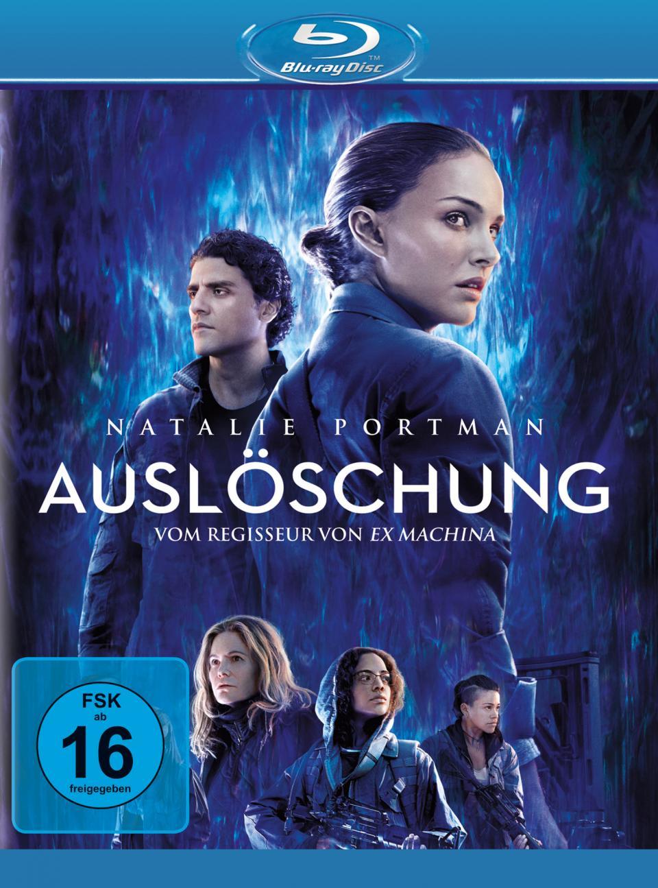 """""""Auslöschung"""" erhält DVD und Blu-ray Starttermin"""