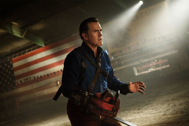 "G is for Gory – Neuer animierter ""Ash vs. Evil Dead"" Clip zur dritten Staffel"