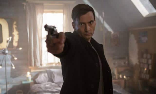 "Offizieller Trailer zum Horror-Thriller ""Bad Samaritan"" mit David Tennant"