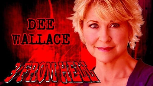 "Horror-Legende Dee Wallace erhält Rolle in ""3 From Hell"""
