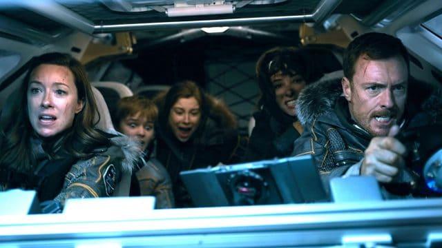 """[Trailer] Netflix kündigt Starttermin zum Sci-Fi Serienremake """"Lost in Space"""" an"""