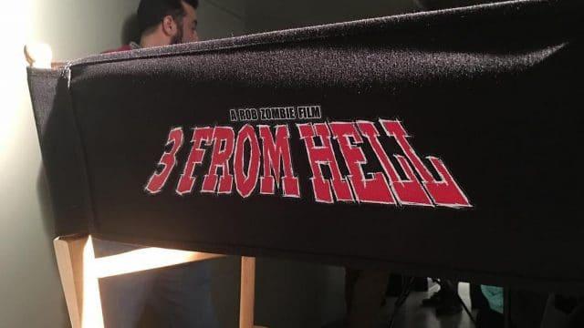 """3 From Hell"" fertig abgedreht – Starttermin in 2019 möglich"