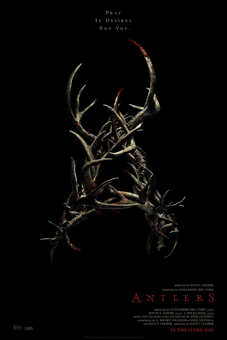 Düsterer Trailer zu Scott Cooper's Creature-Horror