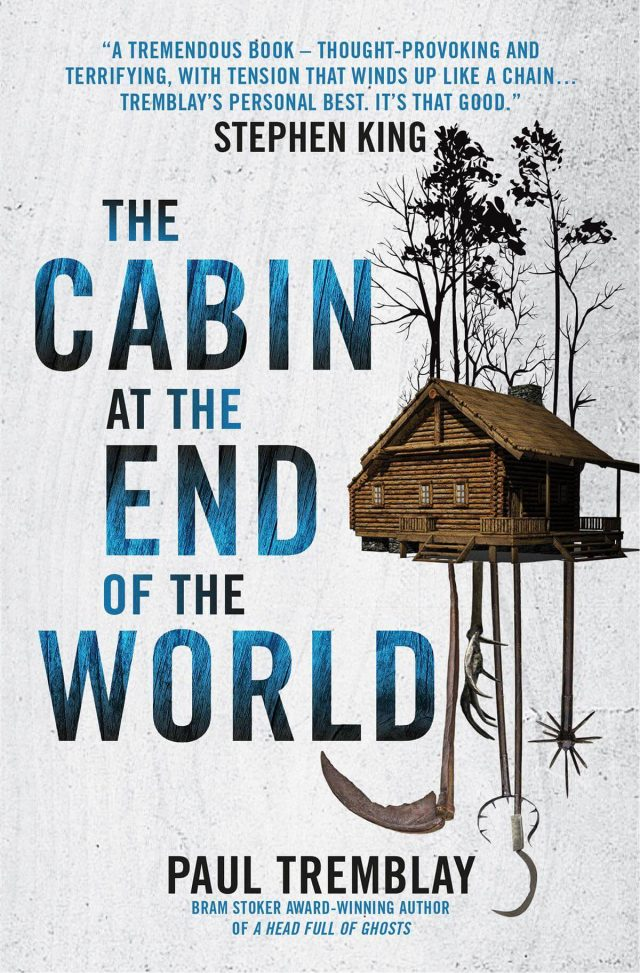 "FilmNation sichert sich Filmrechte an Paul Tremblays Roman ""The Cabin at the End of the World"""