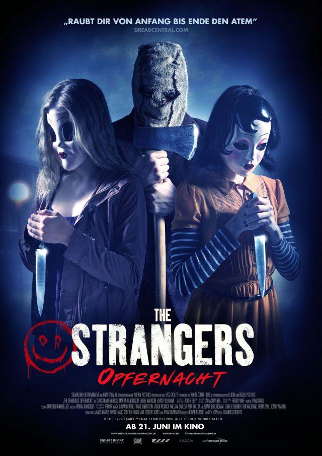 The Strangers Wahre Begebenheit