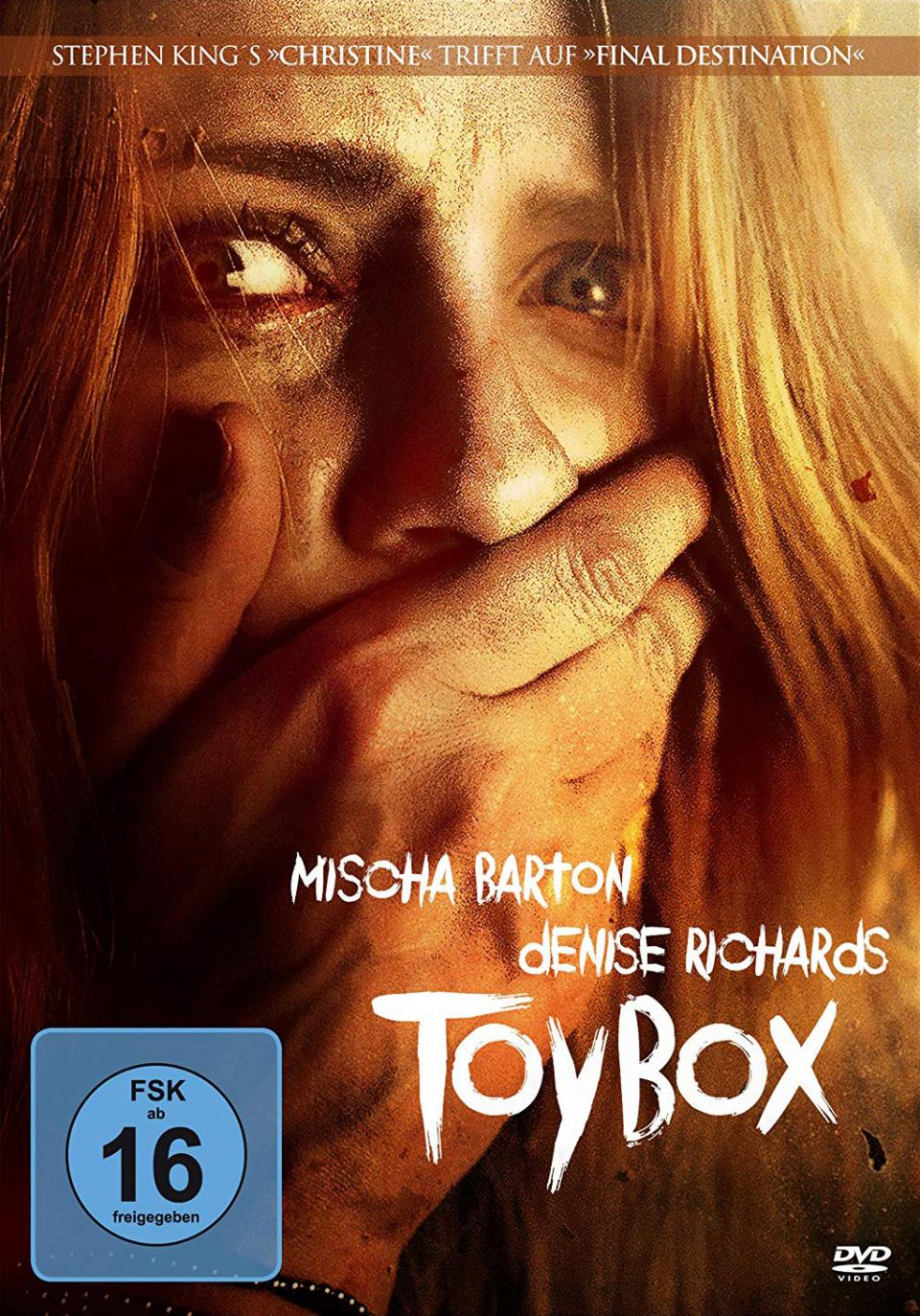 "Deutscher Trailer zum Survival Horror ""ToyBox"""
