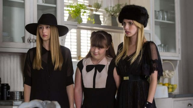 """""""Coven"""" und """"Murder House"""" Crossover bereits in der nächsten Staffel von """"American Horror Story"""""""