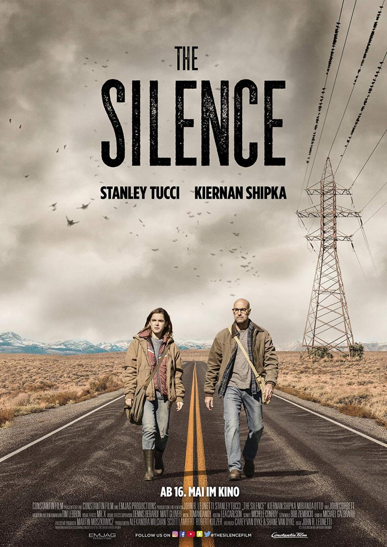 """Netflix veröffentlicht ersten Trailer zu John R. Leonetti's """"The Silence"""""""
