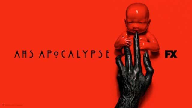 """""""American Horror Story"""" Staffel 8 wird """"Apocalypse"""" heißen, erste Artworks"""