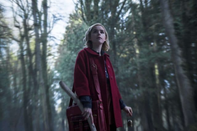 "16 neue Episoden für ""Chilling Adventures of Sabrina"""
