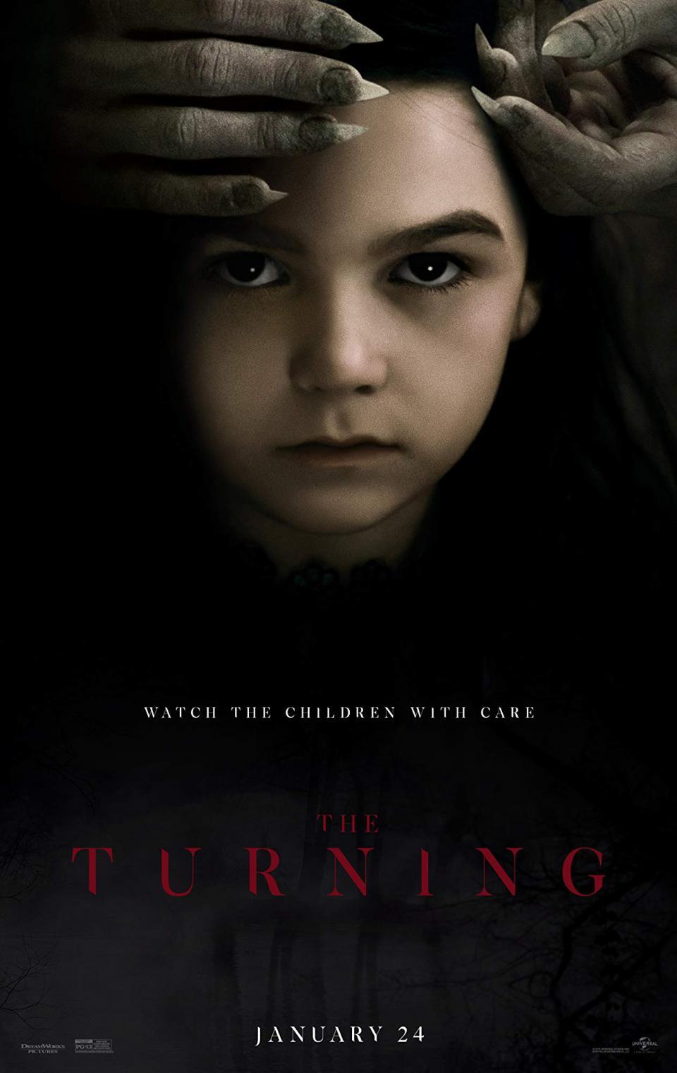 """Spannender Trailer zum Geister-Kinofilm """"The Turning"""""""