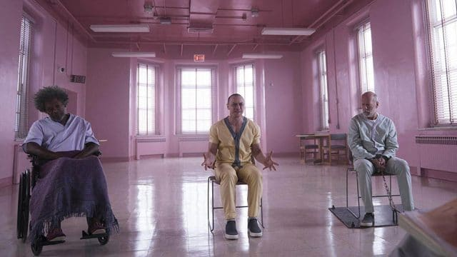 "Comic Con Trailer zu M. Night Shyamalan's Mystery-Thriller ""Glass"""