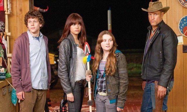"""Es ist offiziell: """"Zombieland 2"""" kommt 2019 mit der alten Gang in die Kinos!"""