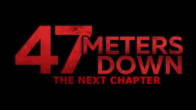 "Announcement Trailer zur Hai-Horrorfilm Forsetzung ""47 Meters Down: The Next Chapter"""