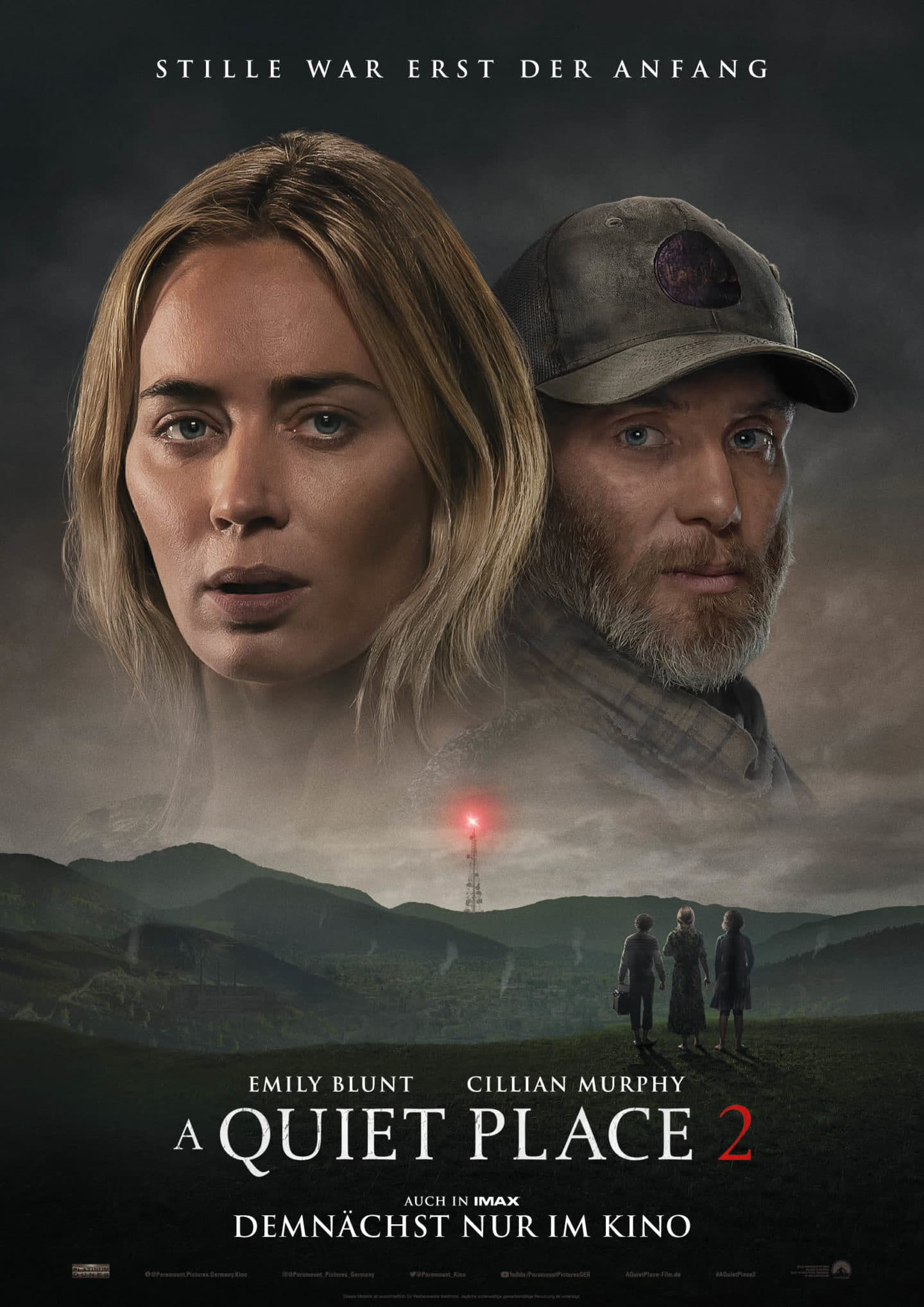 A Quiet Place 2 – Abseits des Pfades – Kinoposter