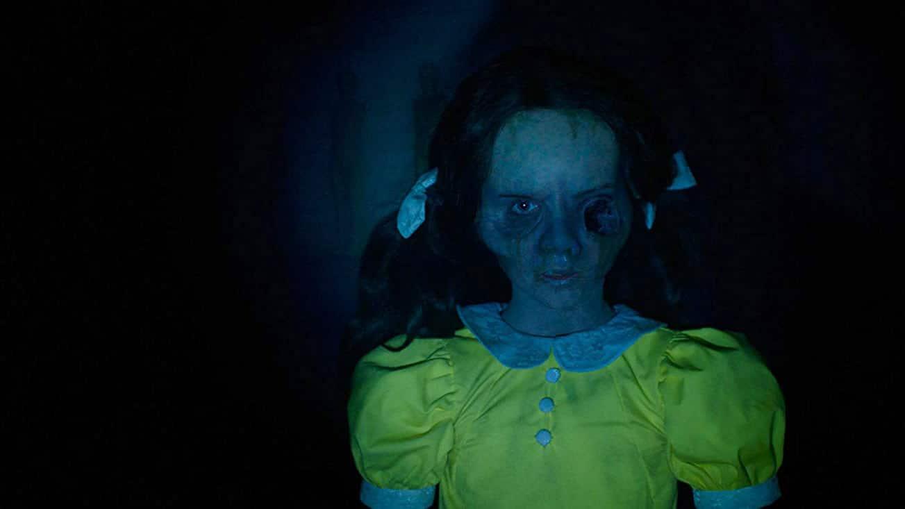 Geisterfilme Horror