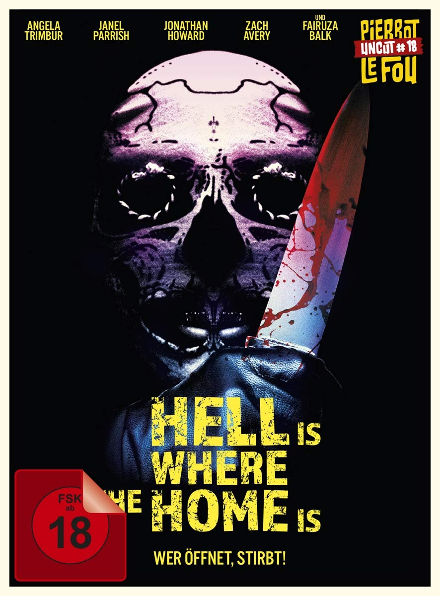 "Home Invasion Schocker ""Hell Is Where the Home Is"" erhält deutschen Starttermin"