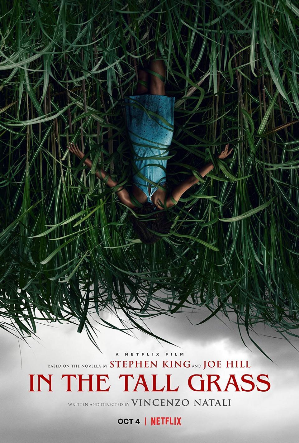 """[Trailer] Netflix bringt Stephen King Horror """"Im hohen Gras"""" nach Deutschland"""