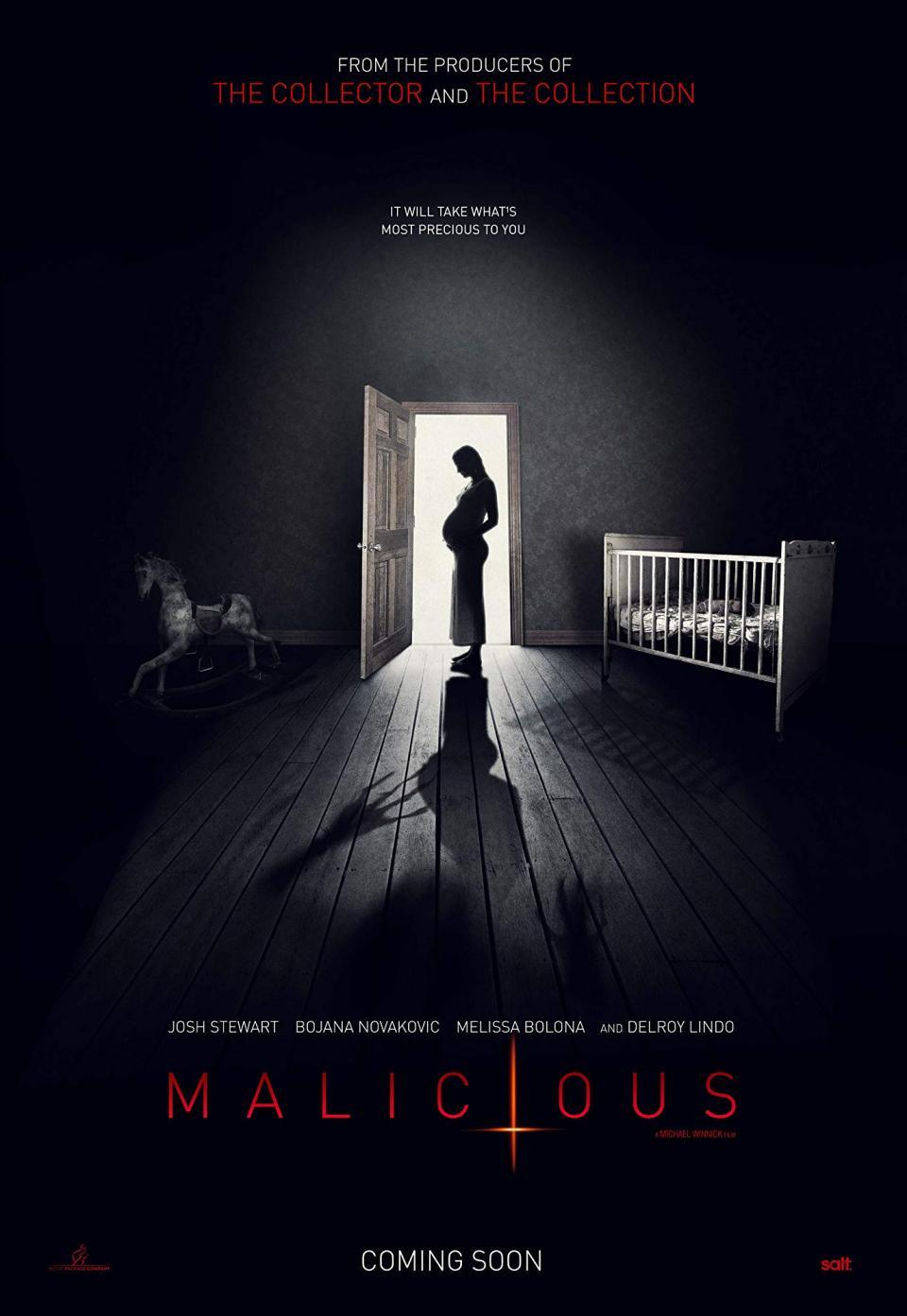 """Schwangerschafts-Horror """"Malicious"""" mit Josh Stewart erhält einen Trailer"""