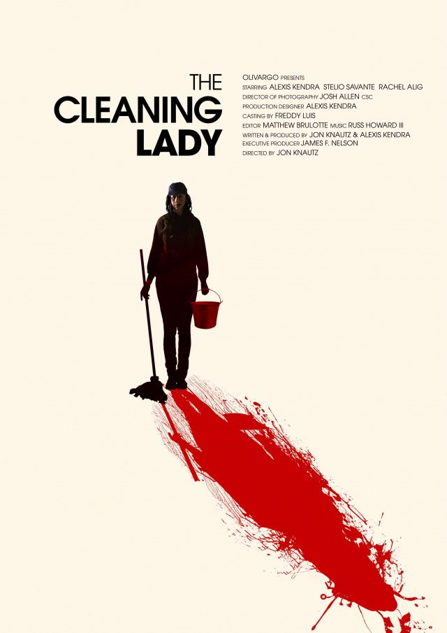 "Zweiter Trailer zum Psychothriller ""The Cleaning Lady"""