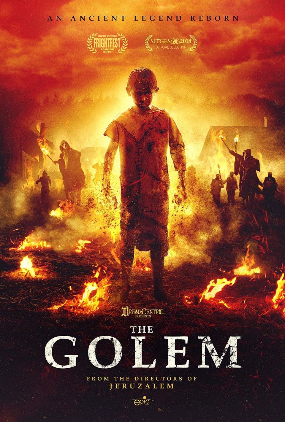 """""""The Golem"""" Trailer beschwört eine sagenumwobene Kreatur"""