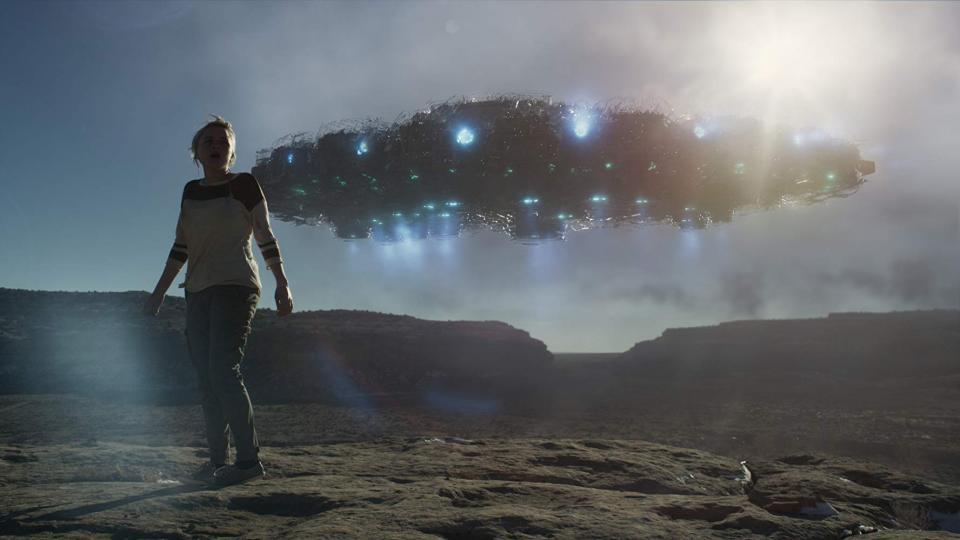 """Entführt von Aliens im Trailer zur Sci-Fi-Mysteryfilm """"Beyond The Sky"""""""