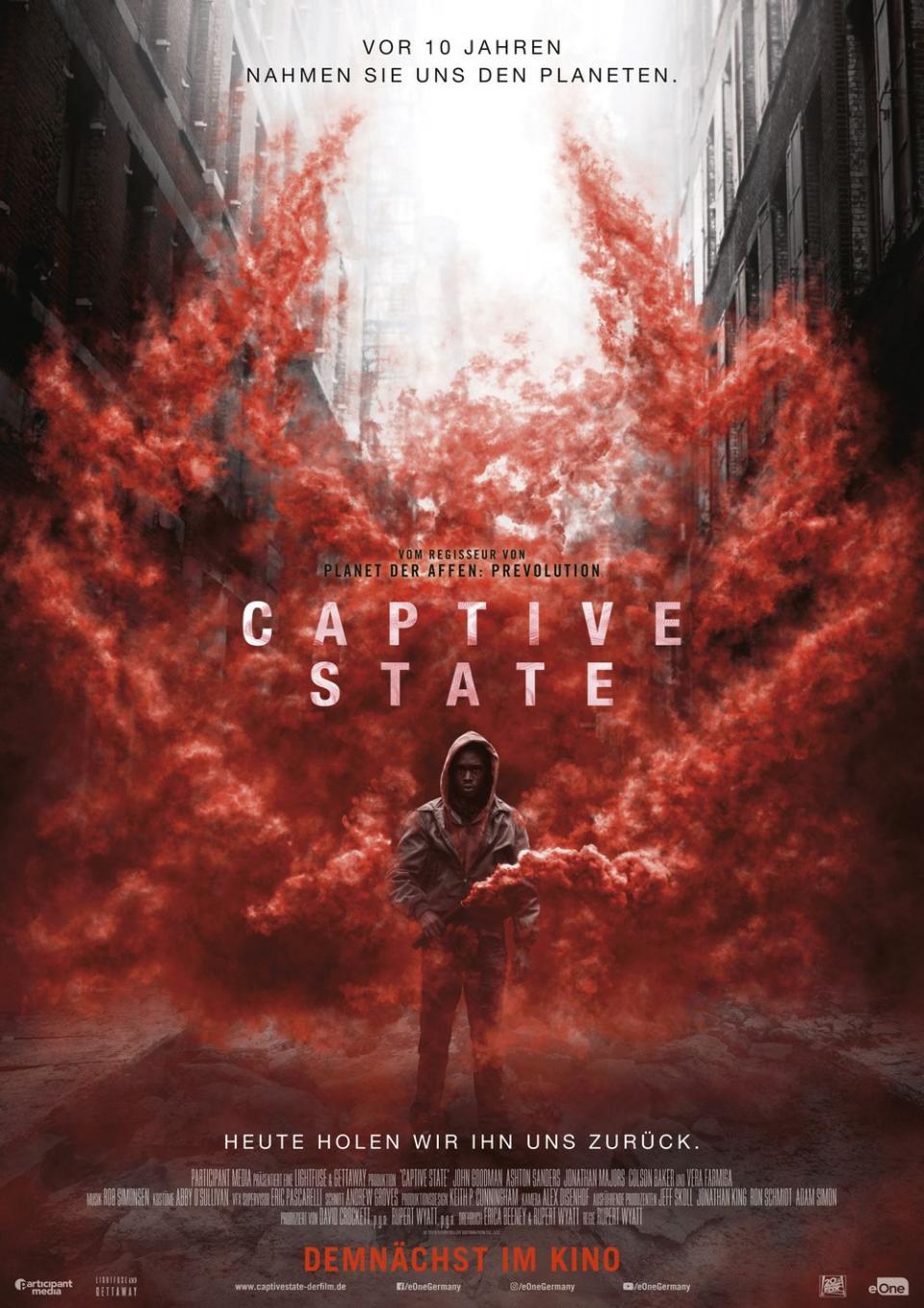 """""""Captive State"""" Kinostart auf unbestimmte Zeit verschoben"""