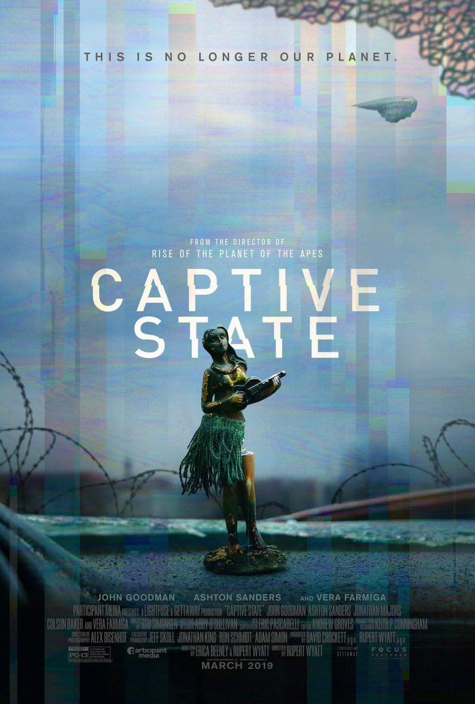 """Deutscher """"Captive State"""" Trailer bringt Chaos auf unseren Planeten"""