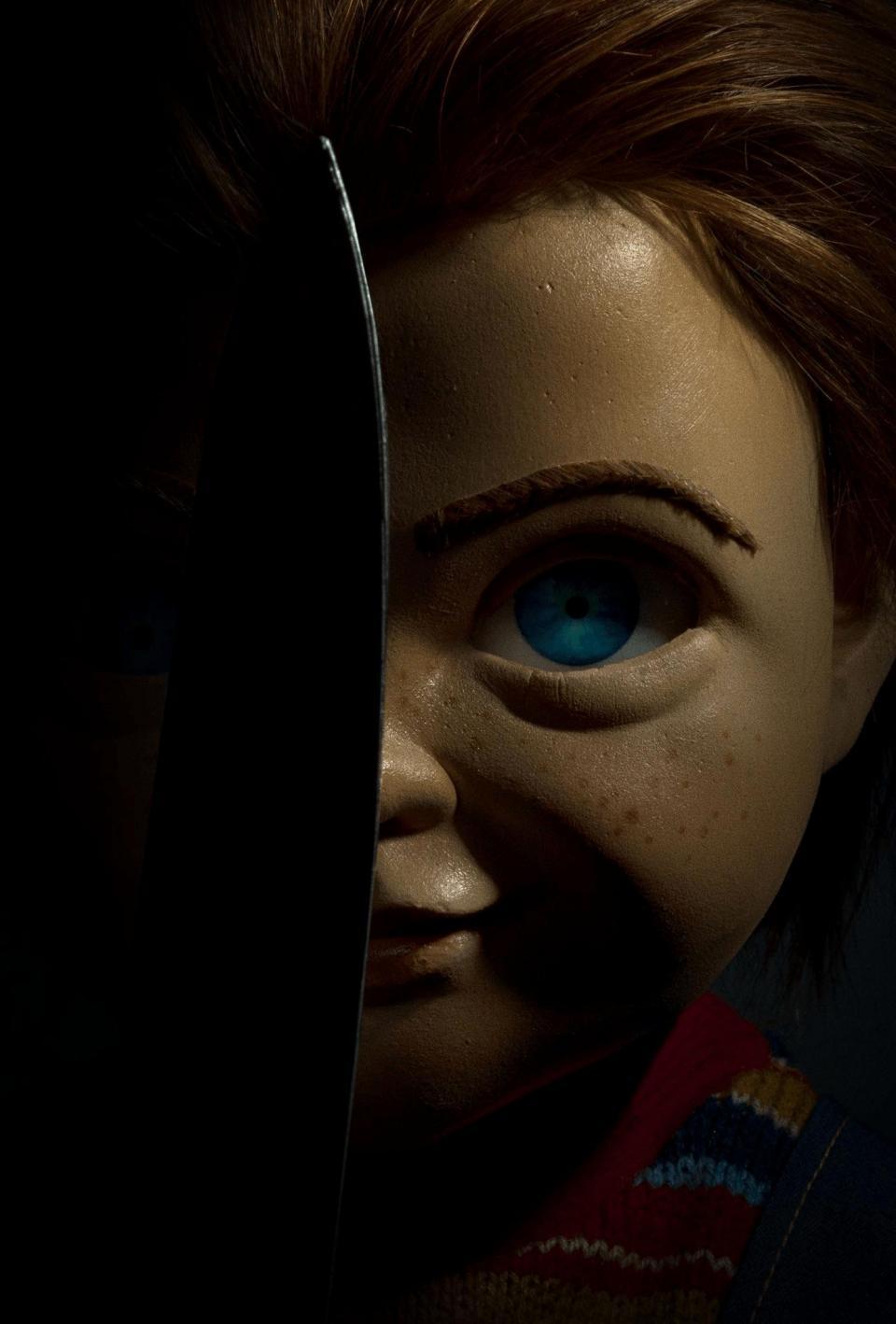 So sieht die Horrorpuppe Chucky im 2019er Remake aus und was Don Mancini dazu sagt