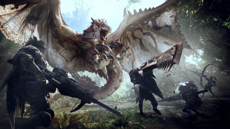 """""""Monster Hunter"""": Milla Jovovich und Ron Perlman in Videospiel-Verfilmung mit dabei"""