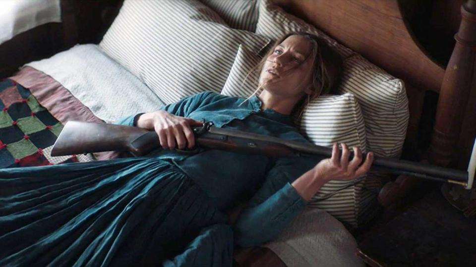 """Offizieller Trailer zum übernatürlichen Horror-Western """"The Wind"""""""