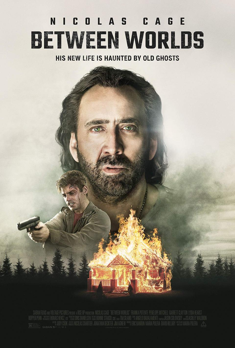 "Nicolas Cage im Trailer zum Mystery-Thriller ""Between Worlds"""
