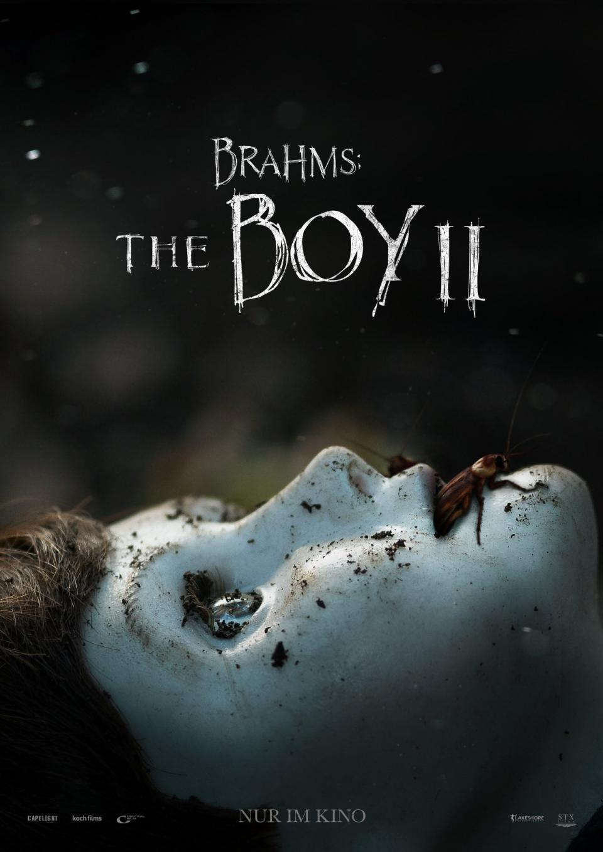 """""""Brahms: The Boy 2"""": Zweiter Trailer zeigt Katie Holmes gegen die gruselige Puppe"""